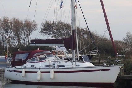 Najad 331 for sale in Netherlands for €69,500 (£59,280)