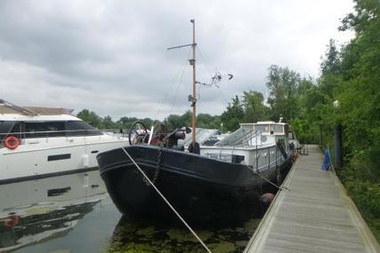 Barge Haganaar Tjalkship for sale in United Kingdom for £99,950