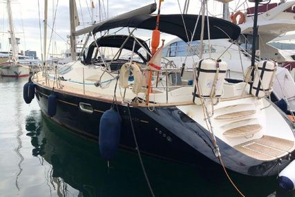 Jeanneau Sun Odyssey 54 DS for sale in Spain for €152,000 (£130,063)