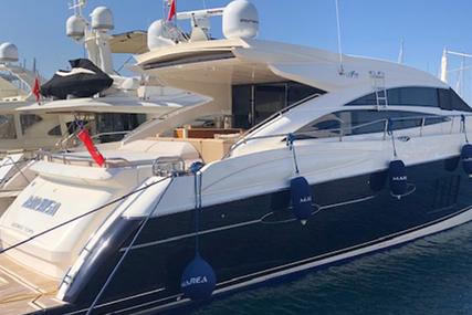 Princess V72 for sale in Turkey for €1,550,000 (£1,323,779)
