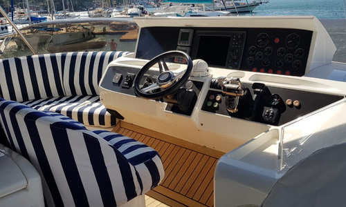 Image of Princess 23 for sale in Turkey for €980,000 (£834,135) Turkey