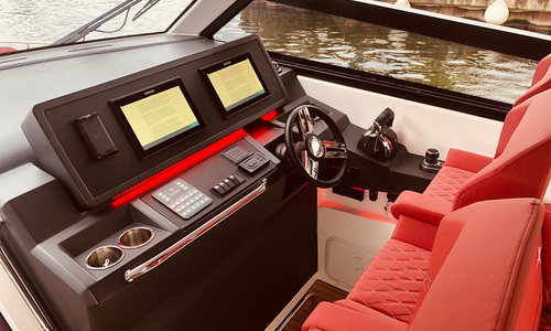 Image of Bavaria Yachts VIDA 33 HT for sale in Germany for €298,000 (£254,420) Germany