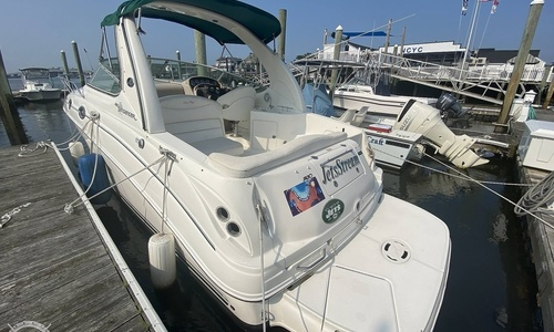 Image of Sea Ray 280 Sundancer for sale in United States of America for $63,000 (£46,510) Far Rockaway, New York, United States of America
