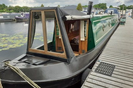 Mike Heywood 60ft Traditional Narrowboat called Spen2up for sale in United Kingdom for £43,995