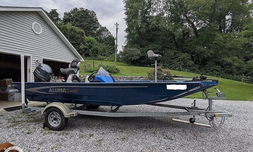 Image of Alumacraft Pro 175 for sale in United States of America for $22,900 (£16,586) Buchanan, Virginia, United States of America