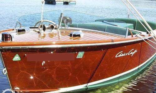 Image of Chris-Craft Sportsman for sale in United States of America for $27,800 (£20,524) Spofford, New Hampshire, United States of America