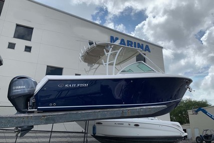 Sailfish 275 DC for sale in United States of America for $139,900 (£100,718)