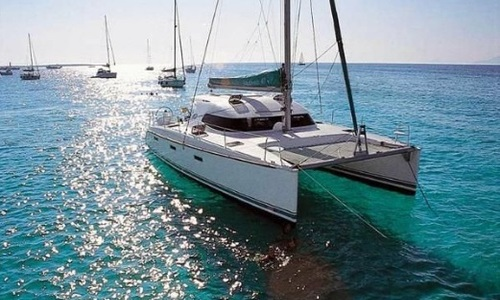 Image of NAUTITECH CATAMARANS 40 for sale in Greece for €159,000 (£135,677) Greece