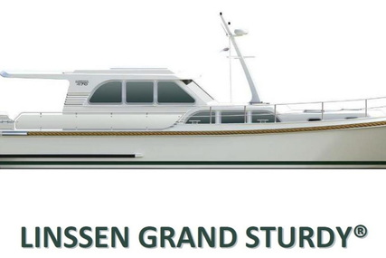 Linssen Grand Sturdy 470 WH for sale in Germany for €695,000 (£594,098)