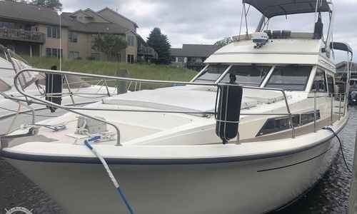 Image of Princess 414 for sale in United States of America for $34,000 (£24,845) Muskegon, Michigan, United States of America