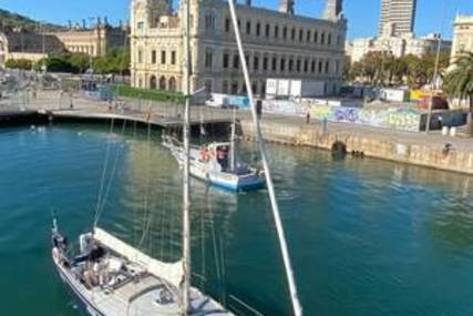 Ansa 42 Sailing Yacht for sale in Spain for €45,000 (£38,457)