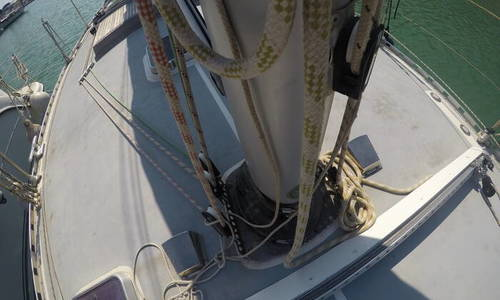 Image of Ansa 42 Sailing Yacht for sale in Spain for €45,000 (£38,402) Port Ginesta Barcelona, Spain