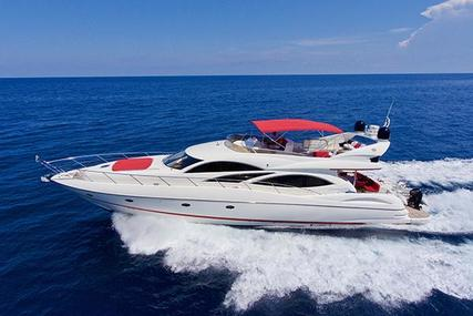 Sunseeker Manhattan 74 for sale in Italy for €565,000 (£482,972)