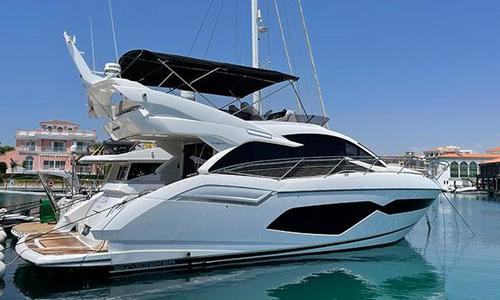 Image of Sunseeker Manhattan 52 for sale in Cyprus for £1,150,000 limassol, Cyprus