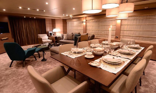 Image of Benetti Tradition 105 for sale in Italy for €4,900,000 (£4,192,836) Mediterranean , Italy