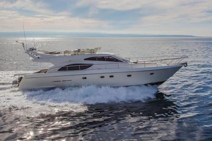 Ferretti 530 for sale in Croatia for €315,000 (£269,539)