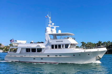 Kuipers Woudsend Raised Pilothouse LRC for sale in United States of America for $3,200,000 (£2,301,330)