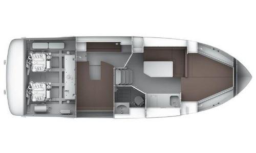 Image of Bavaria Yachts Sport 330 HT for sale in United Kingdom for £159,950 Hamble River Boat Yard, United Kingdom