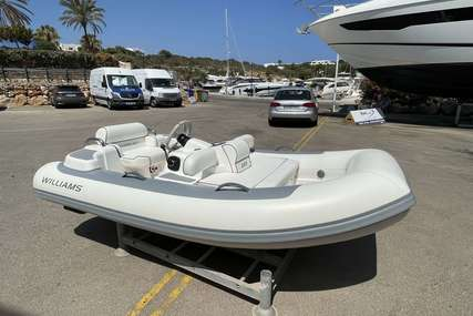 Williams Turbojet 285s 100 Hp for sale in Spain for £15,950