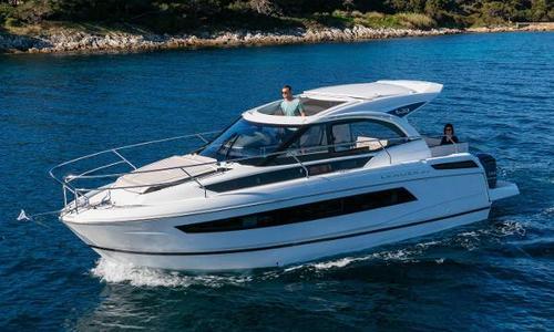 Image of Jeanneau Leader 33 for sale in United Kingdom for £299,950 Southampton, United Kingdom