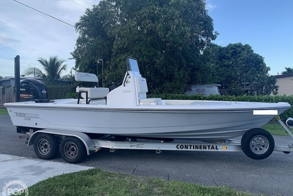 Pathfinder 2200 TRS for sale in United States of America for $94,499 (£67,957)