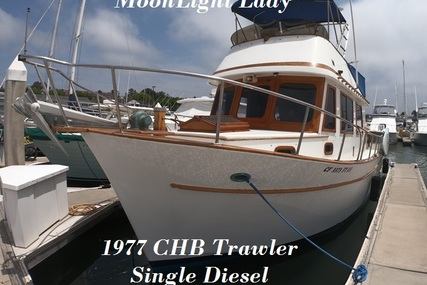 CHB Trawler 34 Trawler for sale in United States of America for $59,900 (£43,385)