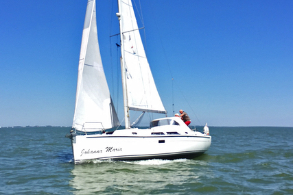 Hanse 370 for sale in Netherlands for €92,500 (£78,777)