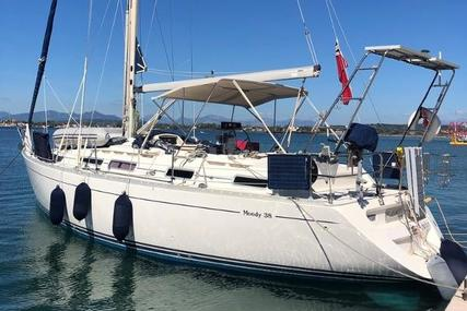 Moody 38 CC for sale in Greece for £72,500