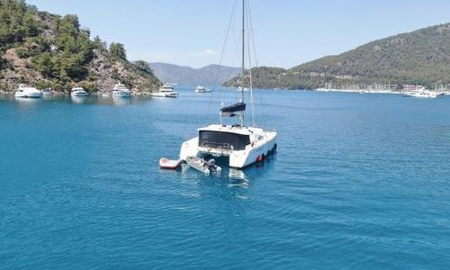 Image of Lagoon 450 for sale in Turkey for €450,000 (£388,048) Marmaris, Turkey
