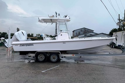 Everglades 243 CC for sale in United States of America for $78,900 (£56,603)