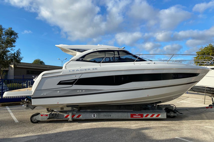 Jeanneau Leader 36 for sale in France for €395,000 (£333,581)
