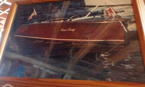 Image of Chris-Craft Riviera for sale in United States of America for $17,800 (£13,141) Mashpee, Massachusetts, United States of America