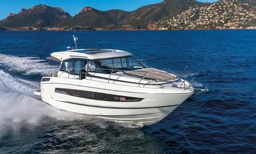 Image of Jeanneau NC37 for sale in United Kingdom for £399,950 Burton Waters, United Kingdom