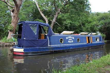 Narrowboat 45' GJ Reeves Cruiser Stern for sale in United Kingdom for £39,950