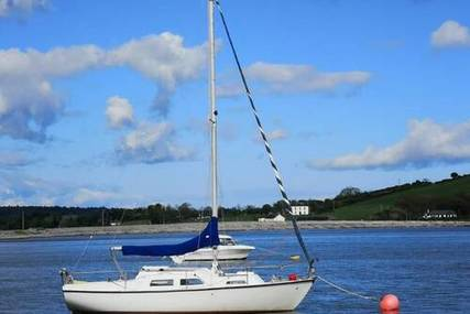 Sabre 27 for sale in Ireland for €6,500 (£5,549)