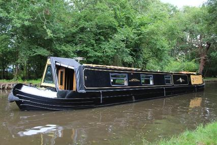 Narrowboat 60' Warble / Johnathan Wilson for sale in United Kingdom for £64,950