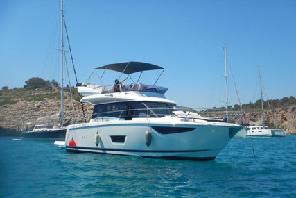 Jeanneau Velasco 37 F for sale in Spain for €285,000 (£243,321)