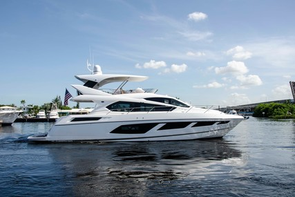 Sunseeker Manhattan 65 for sale in United States of America for $1,799,000 (£1,312,382)