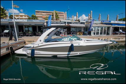 Regal 2500 Bowrider for sale in France for €89,000 (£75,775)
