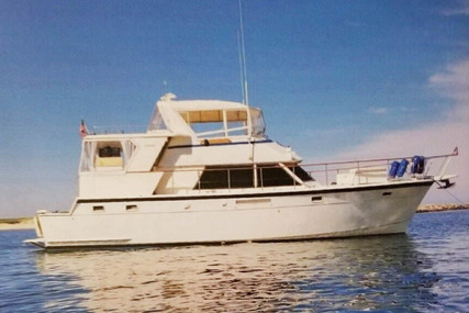 Hatteras 48 Cockpit Motoryacht for sale in United States of America for $155,000 (£112,269)