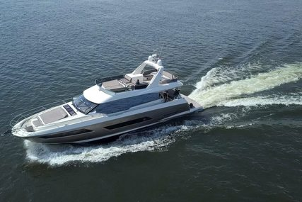 Prestige Yachts 680 flybridge for sale in Netherlands for €1,495,000 (£1,280,349)