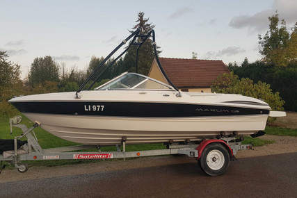 Maxum 1800 SR3 for sale in France for €23,000 (£19,628)