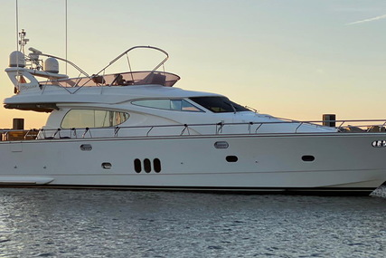 Elegance Yachts 60 for sale in Germany for €719,000 (£620,015)