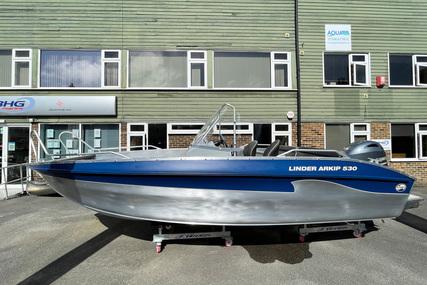 LINDER Arkip 530 for sale in United Kingdom for £32,500