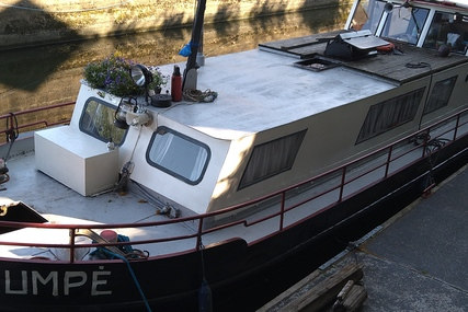 Dutch barge from 1900s Medium sized Dutch barge for sale in United Kingdom for £76,000
