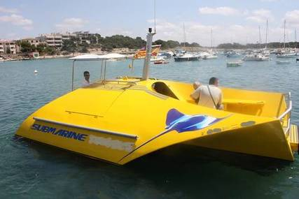 Commercial Submarine Boat for sale in Spain for €98,000 (£82,467)