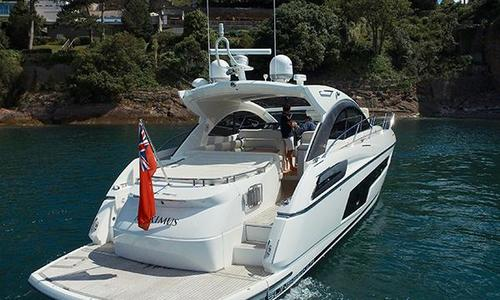 Image of Sunseeker San Remo 485 for sale in United Kingdom for £595,000 Portland, United Kingdom