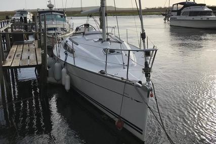Jeanneau Sun Odyssey 32i for sale in Spain for €23,000 (£19,582)