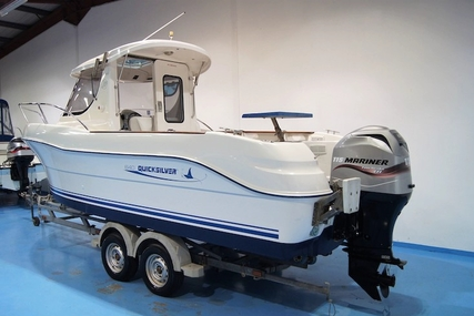 Quicksilver 640 Pilothouse for sale in Spain for €12,000 (£10,217)