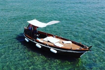 Gozzo Sorrentino Faraone for sale in Italy for €27,000 (£23,041)
